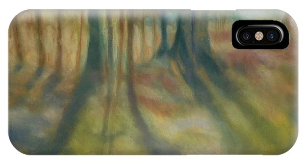 On Mossy Ground II IPhone Case