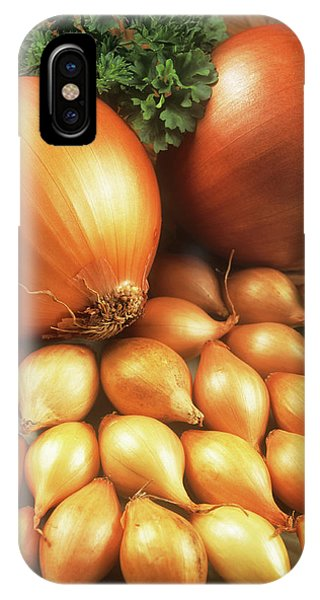 Onions Phone Case by Ray Lacey/science Photo Library