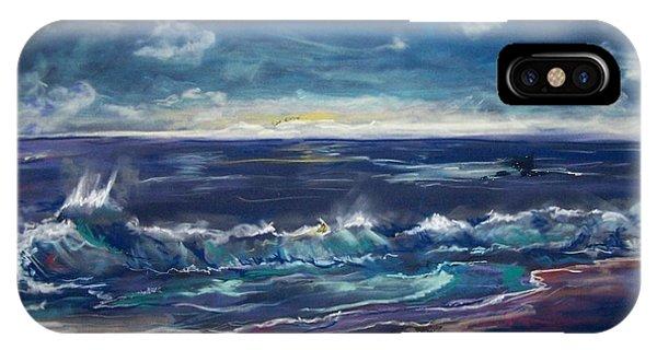 Open Sea IPhone Case