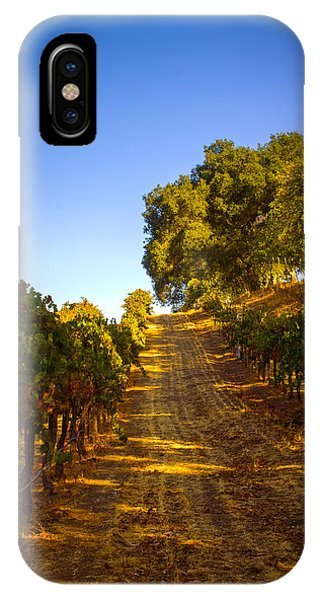 Opolo Winery IPhone Case