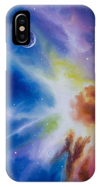 Origin Nebula IPhone Case