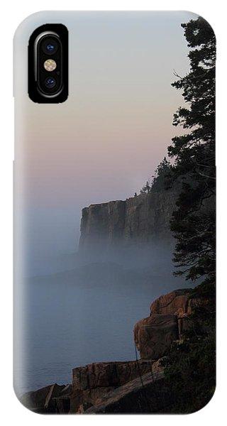 Otter Cliffs 2 IPhone Case