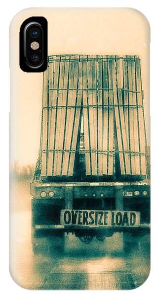 Oversized Load IPhone Case