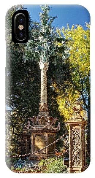 Palmetto Regiment Monument  IPhone Case