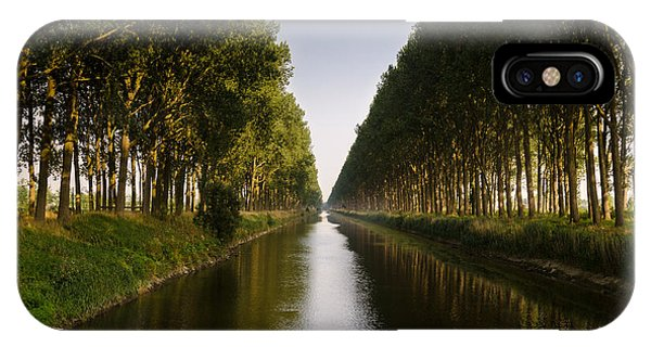Peaceful Reflections IPhone Case
