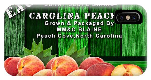 Peach Farm IPhone Case