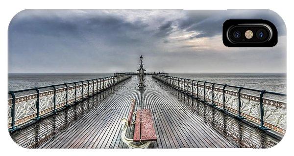 Penarth Pier 4 IPhone Case