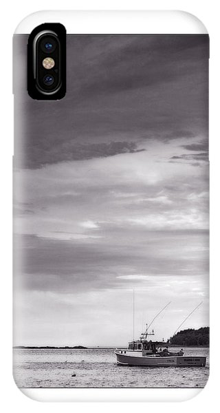 Pending Storm Phone Case by Don Powers