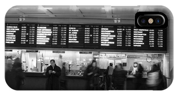 Penn Station IPhone Case