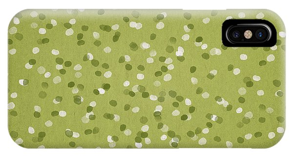 Contemporary Floral iPhone Case - Petals by Aged Pixel