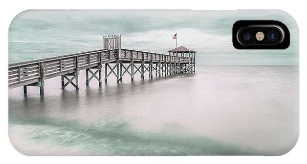Pier iPhone Case - Pier by Martin Steeb