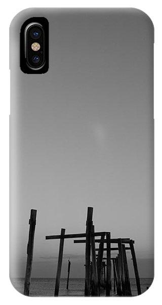 Pier Portrait IPhone Case