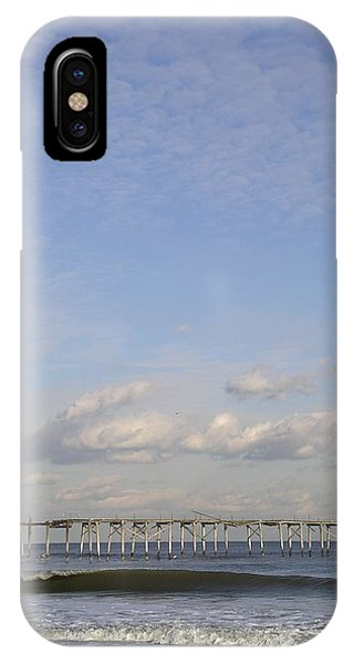 Pier Wave IPhone Case