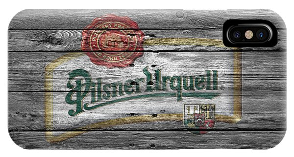 Pilsner Urquell IPhone Case