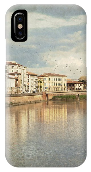 Pisa Italy IPhone Case