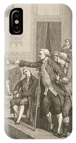 Pitt The Elder  1st Earl Of Chatham Phone Case by Mary Evans Picture Library
