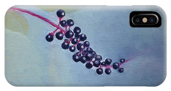 Pokeberries IPhone Case