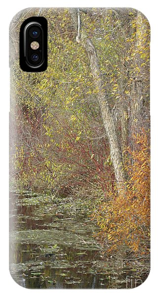 Pondside Pastel IPhone Case