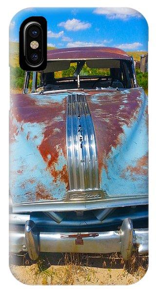 Pontiac Blues IPhone Case