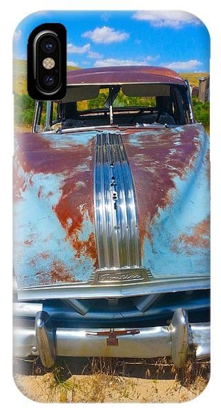 Pontiac Blues IPhone Case
