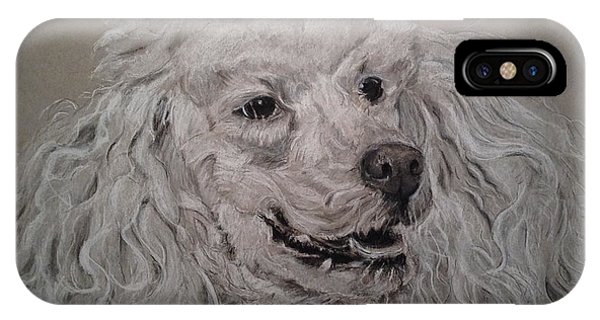 Poodle  IPhone Case