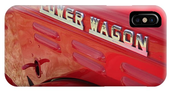 Power Wagon IPhone Case