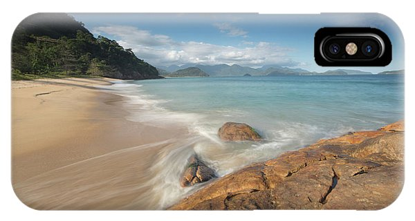 iPhone Case - Praia Do Meio Beach In The Afternoon by Alex Saberi