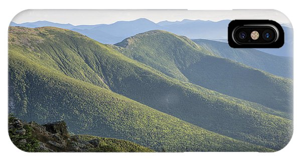 Presidential Range - White Mountains New Hampshire IPhone Case