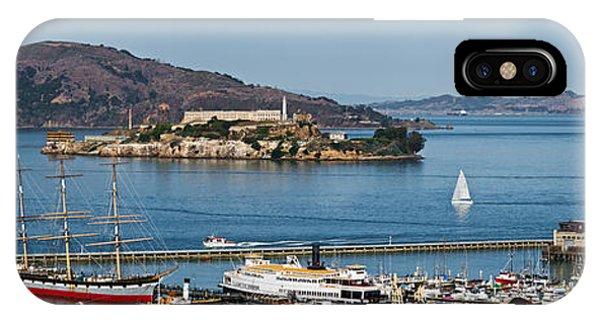 Prison On An Island, Alcatraz Island IPhone Case
