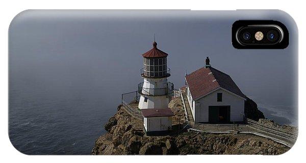 Pt Reyes Lighthouse IPhone Case