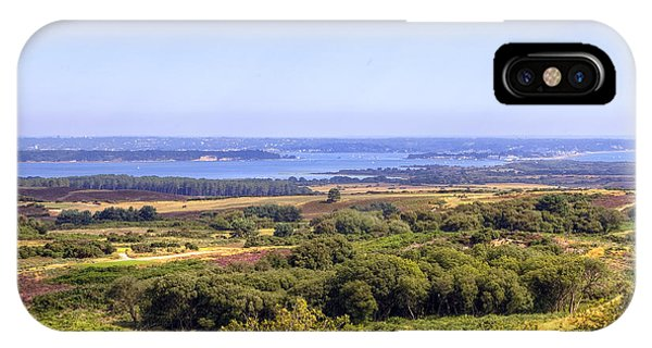 Bournemouth iPhone Case - Purbeck - Dorset by Joana Kruse