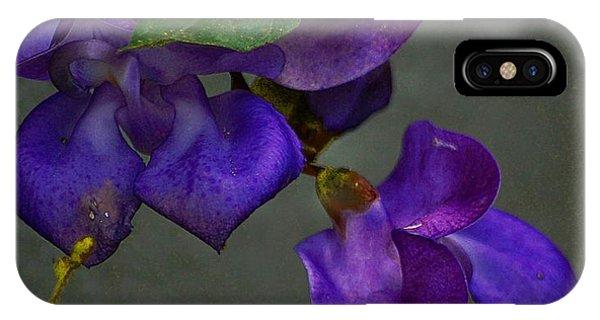 Purple Pleasure IPhone Case