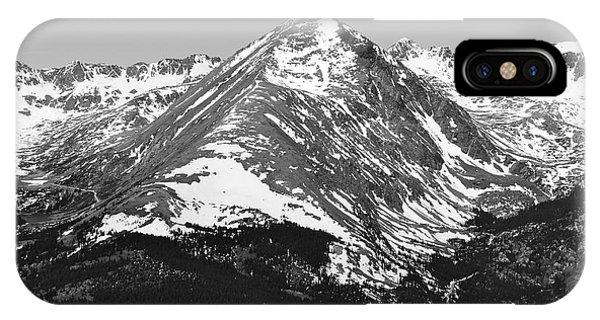 Quandary Peak IPhone Case