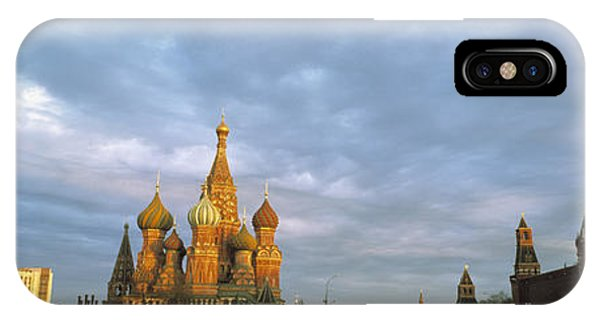 Red Square Moscow Russia IPhone Case