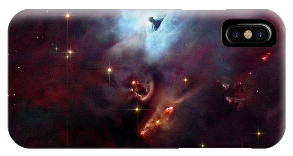 Reflection Nebula Ngc 1999 IPhone Case
