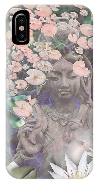 Gardens iPhone Case - Reflections by Christopher Beikmann