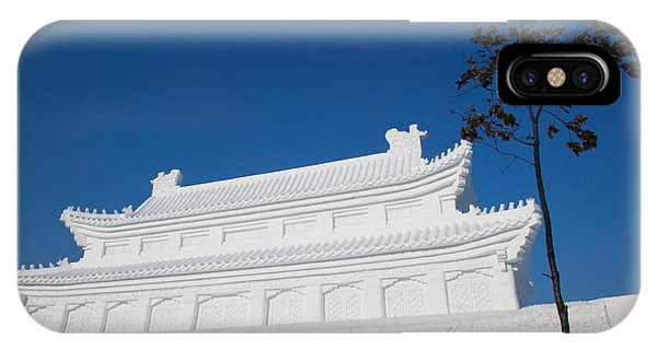 Forbidden City iPhone Case - Replica Of The Forbidden City Made by Panoramic Images