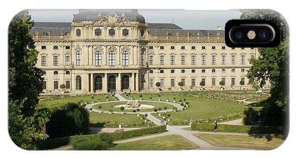 Residenz Wurzburg  IPhone Case