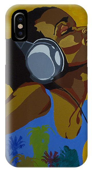 Rhythms In The Sun IPhone Case