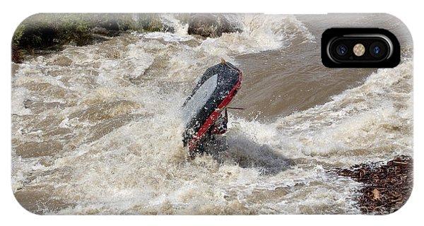Rio Grande Rafting IPhone Case