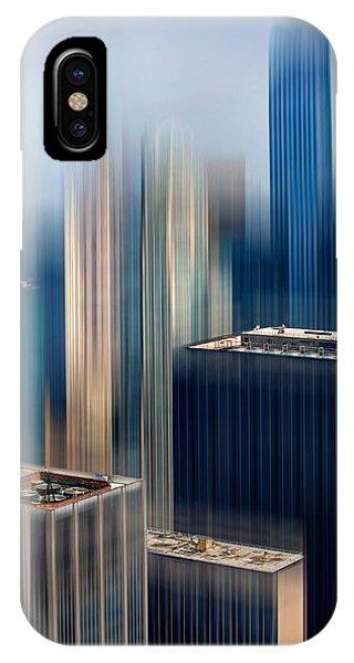 Rising Metropolis IPhone Case