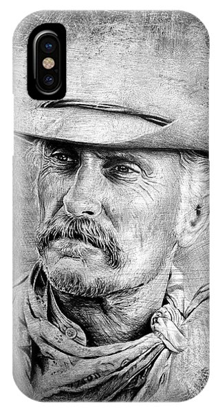 Robert Duvall IPhone Case
