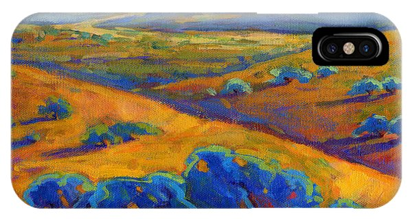 Rolling Hills 1 IPhone Case