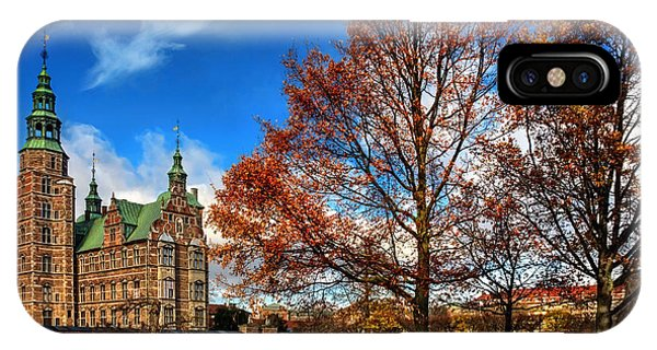 Rosenborg Castle Copenhagen IPhone Case