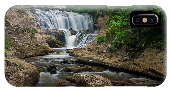 Sable Falls IPhone Case