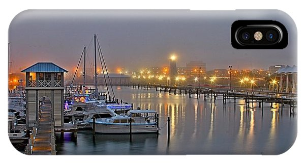 Safe Harbor IPhone Case