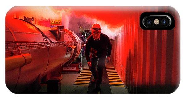 Safety Training At Cern Phone Case by Cern