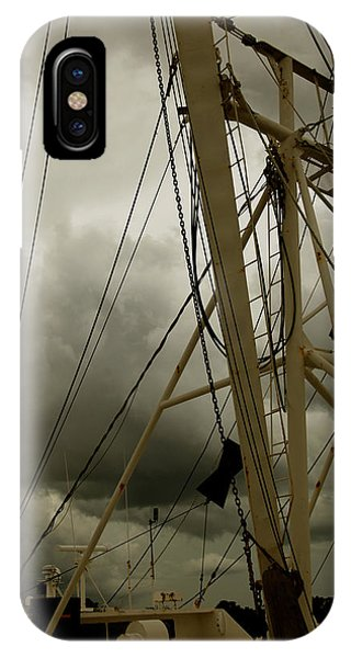 Sailor Take Warning IPhone Case