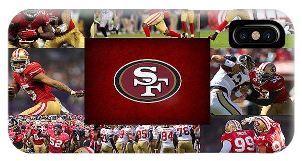 San Francisco 49ers IPhone Case