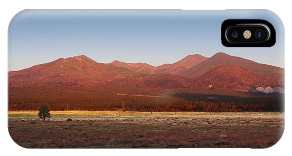 San Francisco Peaks Sunrise IPhone Case